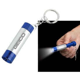 Spotlight Keychain Flashlight